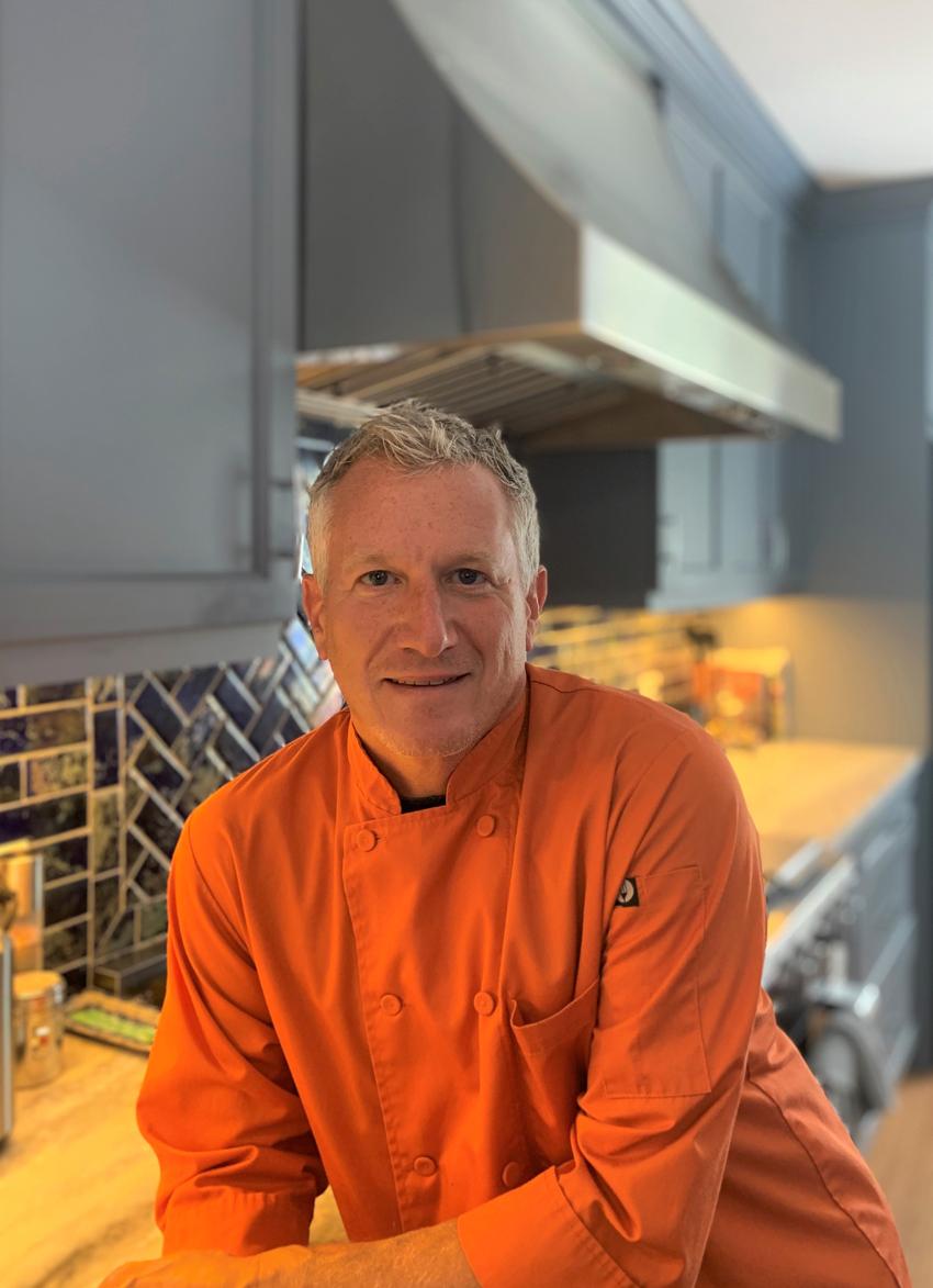 Chef Peter Schonman